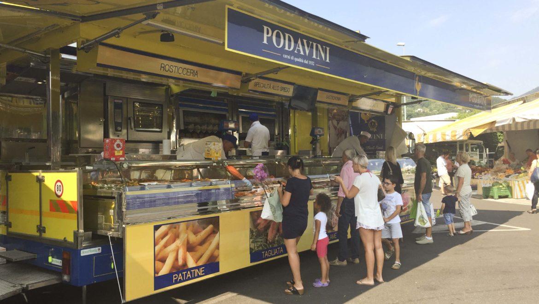 Le domeniche con il Food Truck