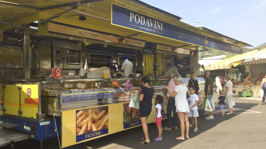 Le domeniche con il Food Truck